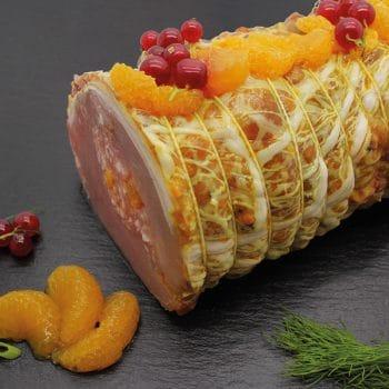 roti mandarine Clermont