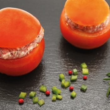 tomate farcie Clermont