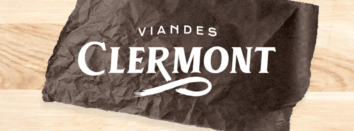 Nouveau logo, nouvelle identité pour Viandes CLERMONT